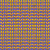 Cartoon figure background pattern Stock Photos