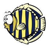 Cartoon fish Royalty Free Stock Photography