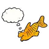 Cartoon fish Royalty Free Stock Photos
