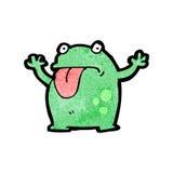 cartoon frog Stock Photos