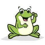 Cartoon Frog Royalty Free Stock Photo