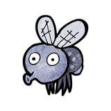 cartoon funny fly Stock Photo