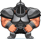 Cartoon Gladiator Armor Stock Images