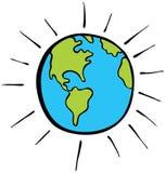 Cartoon Globe Stock Photos