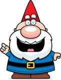 Cartoon Gnome Idea Stock Photography