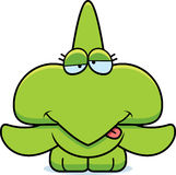 Cartoon Goofy Pterodactyl Stock Photos