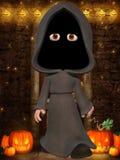 Cartoon Grim Reaper Royalty Free Stock Photo