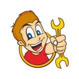Cartoon guy Royalty Free Stock Images