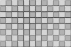 Cartoon hand drown grey seamless tiles texture Stock Images