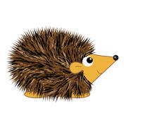 Cartoon Hedgehog Stock Images
