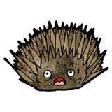 Cartoon hedgehog Royalty Free Stock Photo