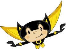 Cartoon Heroic Superhero Royalty Free Stock Image