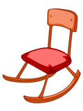 Cartoon Home Furniture Chair Royalty Free Stock Photo