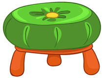 Cartoon Home Furniture Chair Royalty Free Stock Images