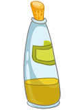 Cartoon Home Kitchen Bottle Royalty Free Stock Photography