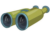 Cartoon Home Miscellaneous Binocular Stock Photography