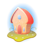 Cartoon home Royalty Free Stock Images