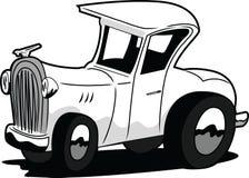 Cartoon Hot Rod Royalty Free Stock Images