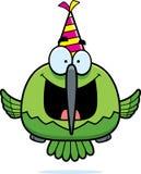 Cartoon Hummingbird Birthday Party Royalty Free Stock Photography