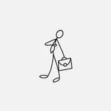 Cartoon icon of sketch business man stick figure with suitcase. Cartoon icon of sketch stick figure vector business man with suitcase Royalty Free Stock Photos