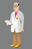 Doctor funny Stock Photography