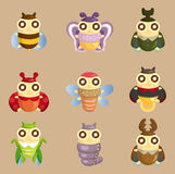 Cartoon insect bug icon Royalty Free Stock Image