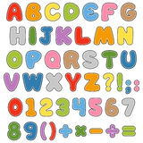 Cartoon Kids Font