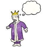 cartoon king Stock Photos