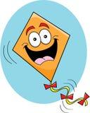 Cartoon kite Stock Photo
