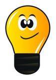 Cartoon lamp Stock Images