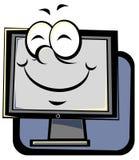 Cartoon LCD Royalty Free Stock Photography