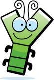 Cartoon Letter Y Bug Stock Photos