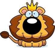 Cartoon Lion King Stock Photos