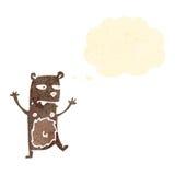 cartoon little bear Stock Photos