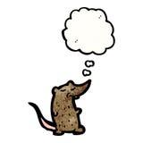 cartoon little mouse Stock Photo
