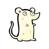 cartoon little mouse Royalty Free Stock Photos