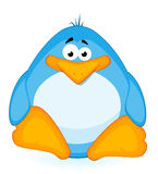 cartoon little penguin Stock Photos