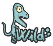 Cartoon lizard Stock Photos