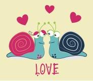 Cartoon Love Stock Images