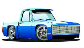Cartoon lowrider Stock Photo