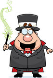 Cartoon Magician Wand Royalty Free Stock Photo