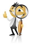 Cartoon man Stock Photography