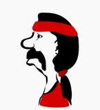 Cartoon of man Royalty Free Stock Image