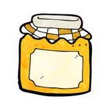 Cartoon marmalade Stock Images