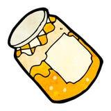 Cartoon marmalade Stock Photos