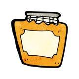 Cartoon marmalade Royalty Free Stock Photo