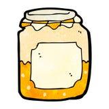 Cartoon marmalade Stock Photography