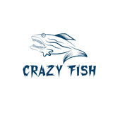 Cartoon mascot vector design template Royalty Free Stock Image
