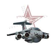 Cartoon Military Airplane Stock Photos