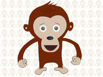 Cartoon Monkey Stock Photos